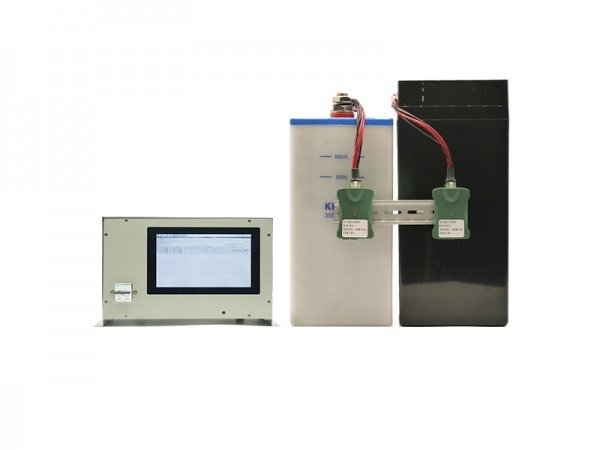 AIoT Battery monitoring system