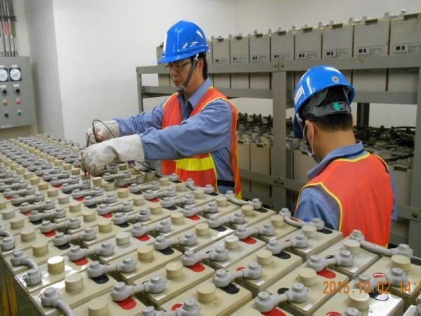 活线短时间实载放电检测