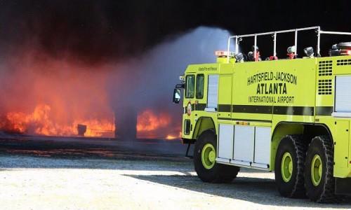 這並不應該發生 : 哈茨菲爾德-傑克遜亞特蘭大國際機場的起火事故