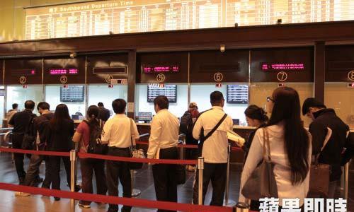 台鐵訂票系統全線恢復 當機長達108分  2015年08月17日22:46