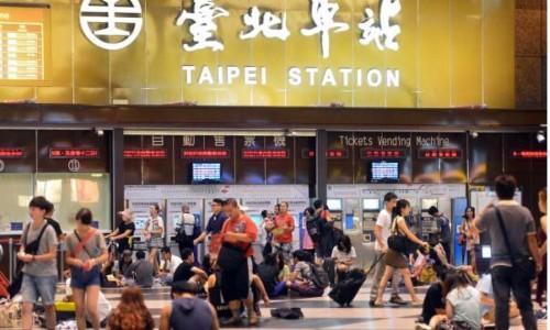 台鐵售票系統傳當機 1個月來第2次   2015-09-13  18:24