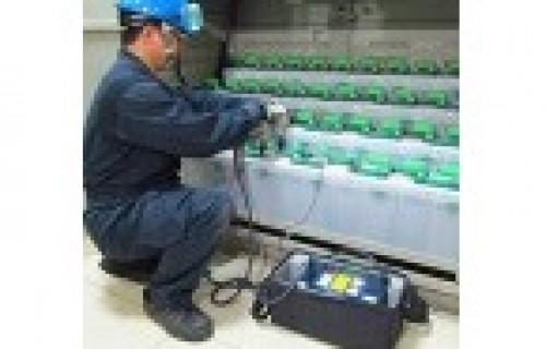 活線短時間大電流電池檢測原理