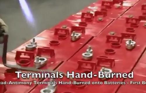 電池製造影片