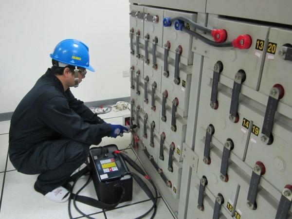 活線短時間實載放電檢測